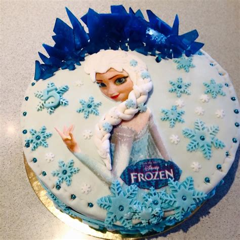 g 226 teau reine des neiges cake design p 226 te 224 sucre les