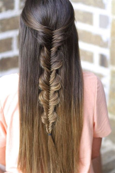 51 latest straight hairstyles for women 2018 straight