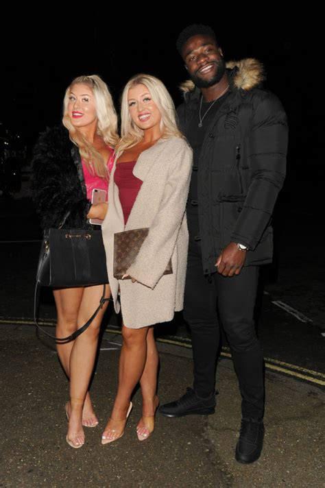 Love Island's Eve Gale crashes twin Jess' first date with ...