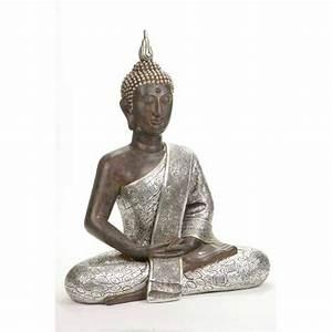 Statue Bouddha Interieur : statuettes bouddha ~ Teatrodelosmanantiales.com Idées de Décoration