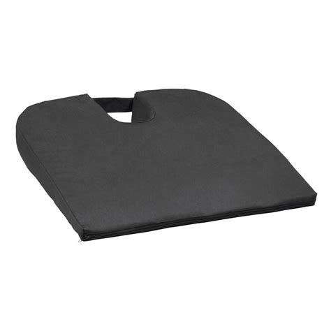 Wedge Cusion by Medesign Products For Back Relief Coccyx Wedge