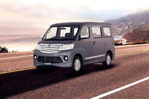 Review Daihatsu Luxio by Daihatsu Luxio Harga Konfigurasi Review Promo Juni 2019