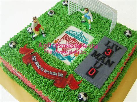 Birthday Cake Edible Image Liverpool  Aisha Puchong Jaya