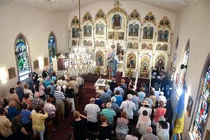 Centralia Assumption Pa Bvm Town Catholic Ukrainian