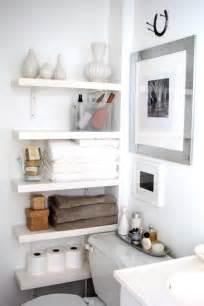 bathroom shelves ideas 73 practical bathroom storage ideas digsdigs