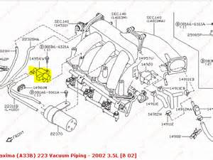 Location Vias by Nissan Maxima Purge Valve Location Nissan Get Free Image