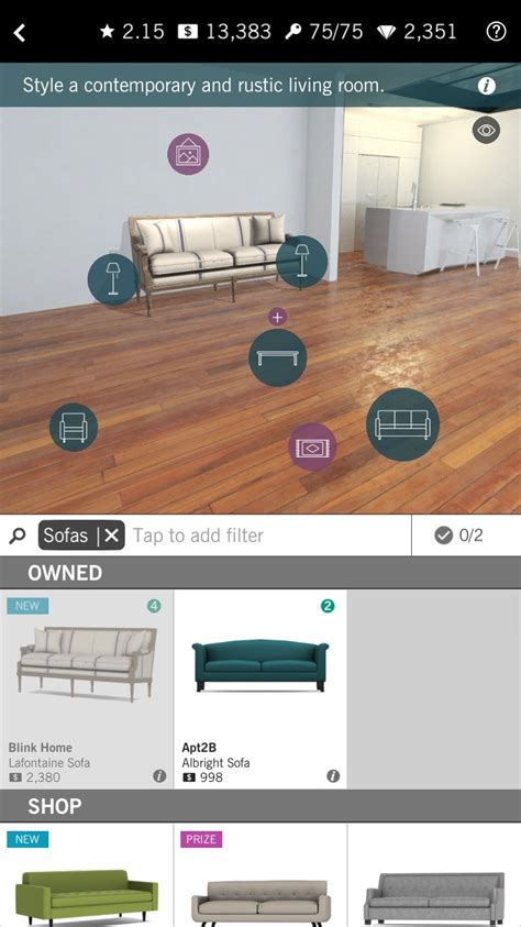design home tips cheats  strategies gamezebo