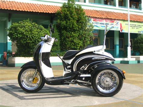 Motor Roda Tiga Modifikasi by Oracle Modification Concept Modifikasi Motor Roda Tiga