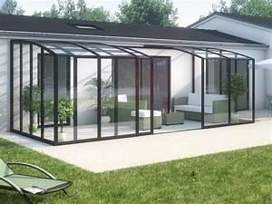 Abri De Terrasse Rideau : abri de terrasse ma terrasse ~ Premium-room.com Idées de Décoration