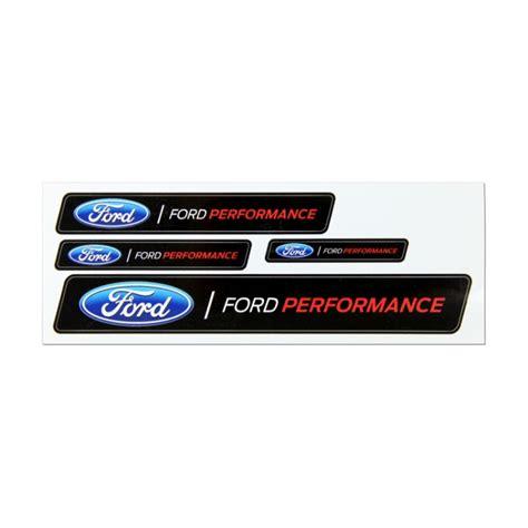 ford performance aufkleber ford performance sticker sheet 35021920 ebay