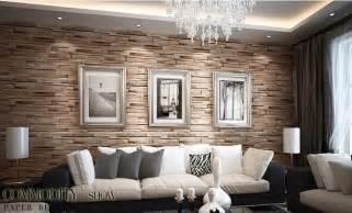 stone wallpaper living room gallery