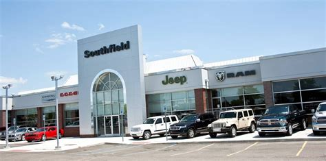 Dodge Jeep Chrysler Dealership by Cdjr And Used Car Dealer In Southfield Southfield