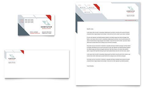 technology letterheads templates designs
