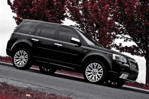 land rover kahn project kahn spruces up the land rover freelander carscoops