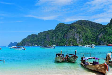 top world travel destinations krabi thailand most