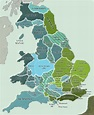 The Anglo-Saxon Conquest AD 550-600   Map of britain ...