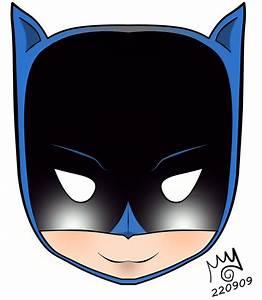 Chibi Batman's Face by animeche on DeviantArt
