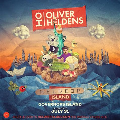 Oliver Heldens Boat Party Nyc by Oliver Heldens Announces Heldeep Island At Nyc S Governor