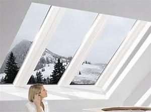 Roto Dachfenster Klemmt : premiere panorama dachfenster azuro von roto ~ A.2002-acura-tl-radio.info Haus und Dekorationen