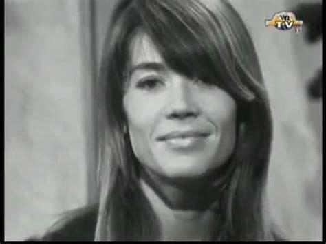jean gabin liedjes francoise hardy comment te dire adieu 1968 music video