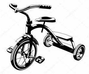 Vector Tricycle — Stock Vector © JRMurray76 #9211941
