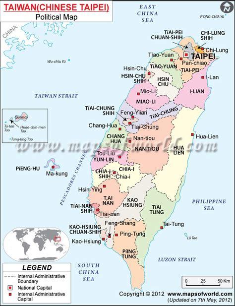 taiwan map search