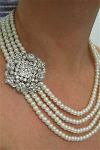 1000 images about best necklace for v neck wedding dress With jewelry for v neck wedding dress