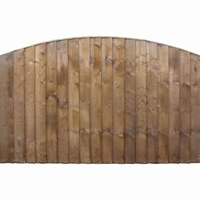 Fence Dome Panels Panel Vertical Flat Fencing
