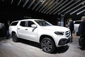 Classe X Mercedes : prix mercedes classe x les tarifs du pick up mercedes ~ Mglfilm.com Idées de Décoration