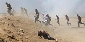 """イスラエルは""""越えてはならない一線""""を越えた —— ガザ地区で起きた衝突を、イスラエルの元狙撃手が語る ..."""