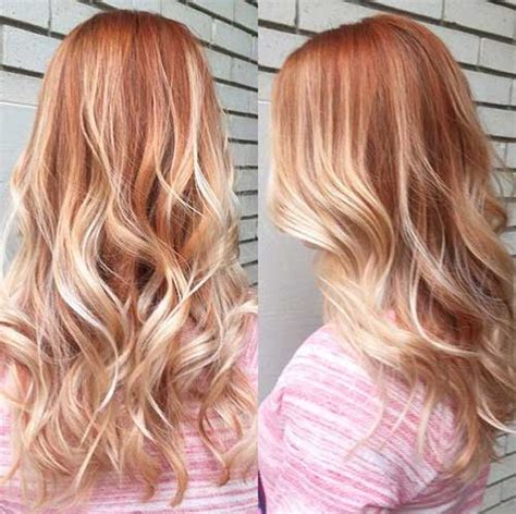 Strawberry Hair by 15 Strawberry Hair Hairstyles Haircuts