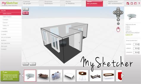 logiciel cuisine 3d professionnel logiciel d architecture 3d gratuit mysketcher ma