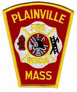 Plainville Fire Department Logo Norfolk County Fire