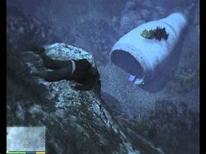GTA V Underwater Plane Crash Location - YouTube