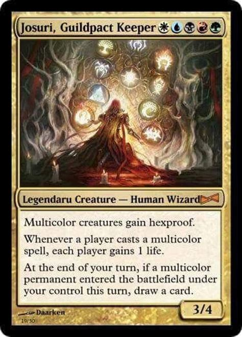5 color commanders mtg amino