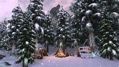 Winter Wallpaper Animated - animated snow wallpaper 41 images