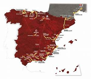 Classement D Espagne : le programme du tour d 39 espagne 2017 parcours vuelta tapes et classement favoris ~ Medecine-chirurgie-esthetiques.com Avis de Voitures