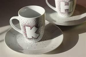 Tasse Selbst Bemalen : porzellan bemalen das alte geschirr neu gestalten ~ Watch28wear.com Haus und Dekorationen