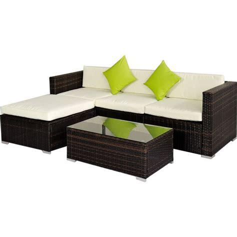 Outside Garden Furniture Sale by Broyerk 5 Rattan Outdoor Patio Furniture Set