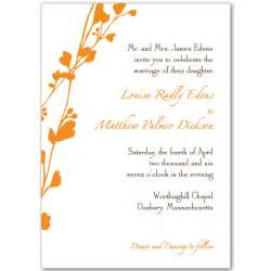 blank wedding invitations blank wedding invitations to now