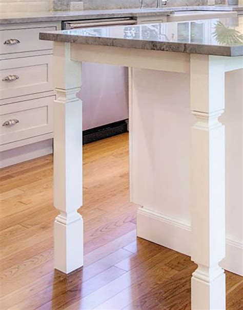 kitchen cabinet spindles country kitchen designs feature spindle island legs 2776