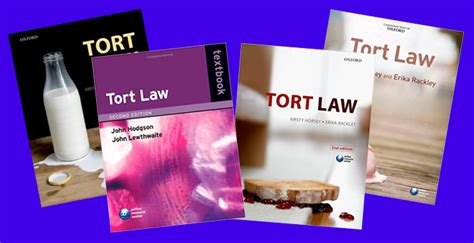 Tort Textbooks Set For Update As New Supreme Court