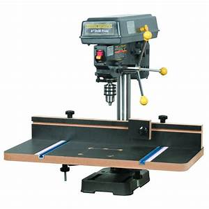 pdfwoodworkplans Benchtop Drill Press Table Plans Plans