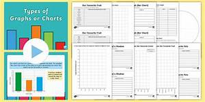 Ks2 Types Of Graph Or Chart Maths Resource Pack