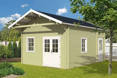 gartenhaus modell gotland 70 c mit schlafboden 6 6 m 178