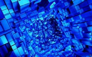 Cool Blue Wallpaper | vidur.net