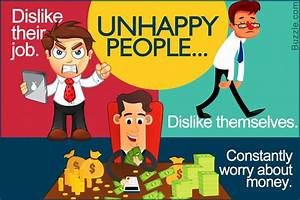 Bet You Didn't Know These Things Unhappy People Have in Common