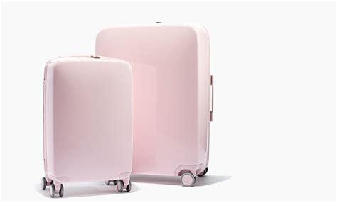 light pink suitcase light pink suitcase mc luggage