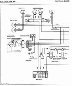 Kubota Voltage Regulator Wiring Diagram