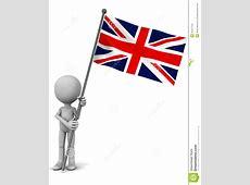 Uk national flag stock illustration Illustration of